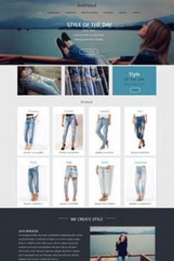 Shopsale Joomla Template